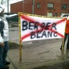 Berger Blanc still in business and we continue to protest