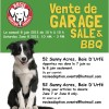 Rosie Animal Adoption is holding a summer garage sale!