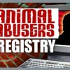 Petition asking for an animal abuse registry system has been approved by the House of Commons