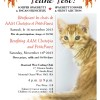 Feline Fest: Spaghetti Dinner and Silent Auction