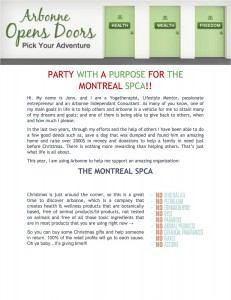PARTY WITH A PURPOSE SPCA copy