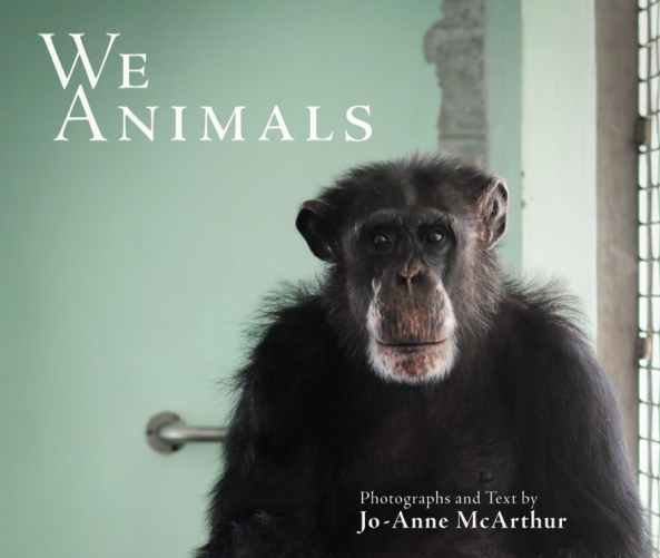 "Book launch of ""We Animals"" by Jo-Anne McArthur"