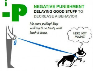negative punishment