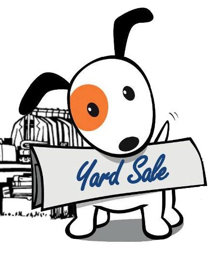 having a garage sale ideas - Rosie Animal Adoption Garage Sale